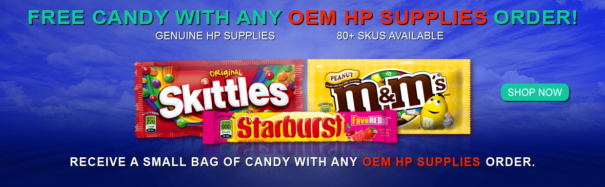 OEM HP Supplies Candy