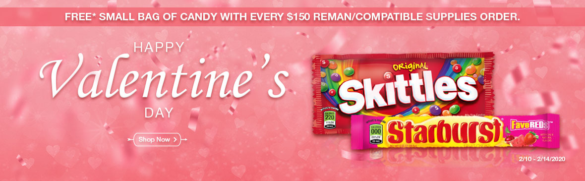 VDay Candy Promo